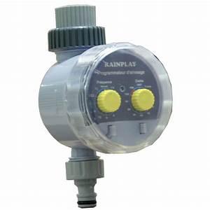 Arrosage Automatique Sans Robinet : programmateur nez de robinet 0 bar simple d utilisation ~ Premium-room.com Idées de Décoration