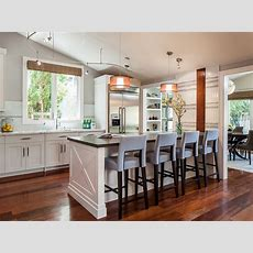 23 Transitional Kitchen Designs To Mix The Old And The New