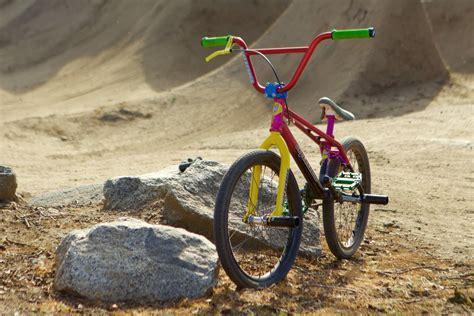Supercross Bmx Retro Freestyle Bike