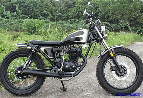 Motor Style by Style Aliran Cara Dan Contoh Modifikasi Motor