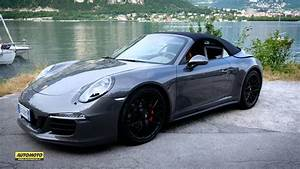 Porsche 911 Carrera Cabrio : porsche 911 carrera 4 gts cabrio test youtube ~ Jslefanu.com Haus und Dekorationen