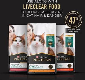 Purina, Pro, Plan, Liveclear, Rinse