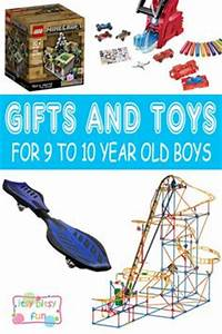 Best Gifts & Toys for 9 Year Old Boys in 2014 Christmas