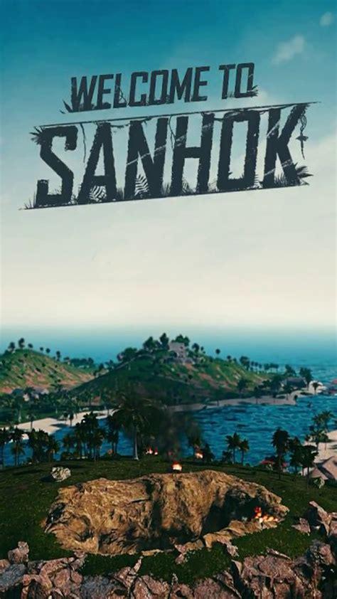 sanhok playerunknowns battlegrounds
