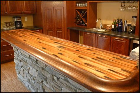 Wood Bar Tops Epoxy ? Home Ideas Collection : How To