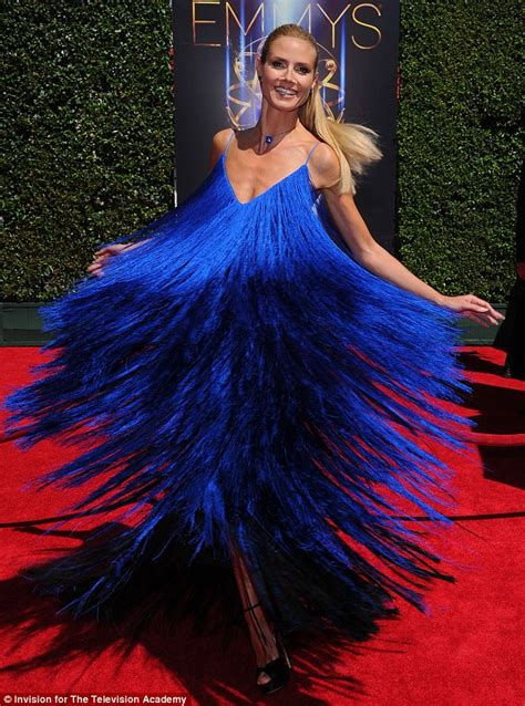 Heidi Klum Makes Sure All Eyes Are Her Creative Arts
