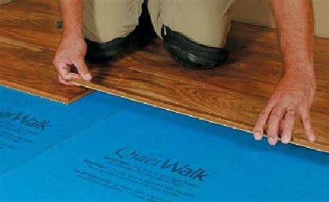 hardwood flooring underlayment  toxic effective
