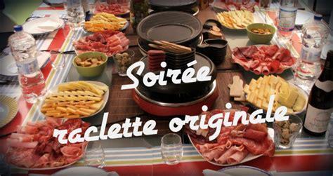 cuisine pierrade soirée raclette originale
