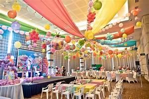 Paige's Candyland 7th Birthday at Acacia Hotel Manila ...