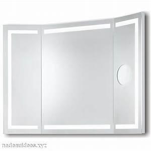 miroir triptyque salle de bain ikea peinture faience With miroir triptyque salle de bain