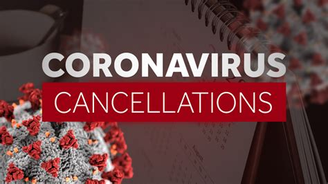 central florida closings cancellations due  coronavirus