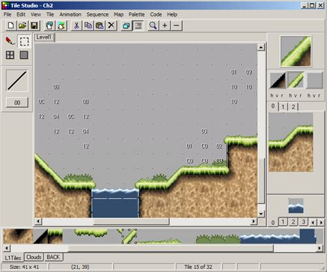 Tiled Map Editor Animation by Tile Studio