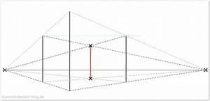 Perspektive Zeichnen Raum : dreipunktperspektive zeichnen tutorial teil 4 ~ Orissabook.com Haus und Dekorationen
