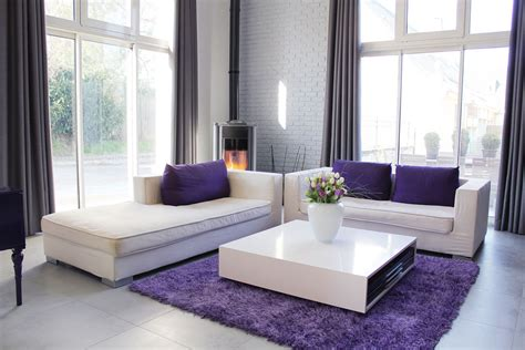 white sofa with colorful pillows how to choose the best area rug for your space my decorative