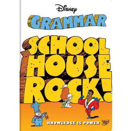 Schoolhouse Rock! Grammar Walmartcom
