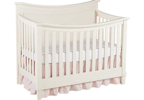 place ivory crib cribs white