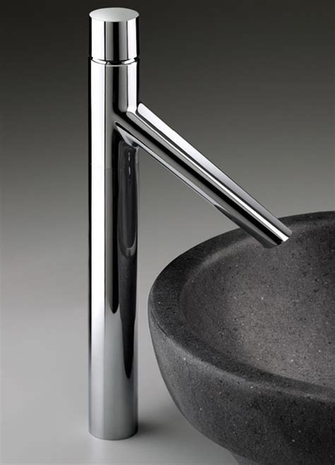 Modern Vessel Sink Faucets By Cristina  New Rubinetto. Cobalt Blue Tile. Unique Shower Heads. Homedecoratorscollection. Art For Bathroom. Contemporary Mirror. 24 Bar Stools. Types Of Kitchens. Average Bathroom Size