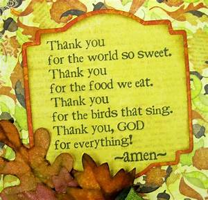 Information About Thank You God For Everything Quotes Yousenseinfo
