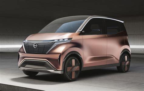 Nissan IMk concept showcases new design language