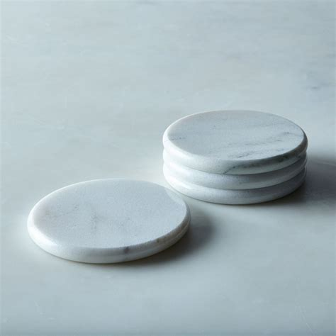 vermont marble coasters set    food