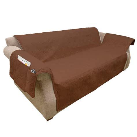 petmaker  slip brown waterproof sofa slipcover