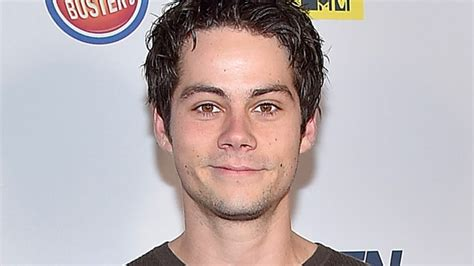 dylan o brien engaged fans think dylan o brien is engaged after this suspicious