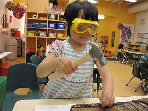 garden woodworking  preschoolers