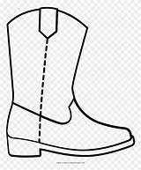 Cowboy Bota Coloring Boot Dibujo Vaquero Vaquera Colorear Clipart Botas Boots Cowgirl Pikpng Printable Agua Pngkey Brilliant Template Birijus sketch template