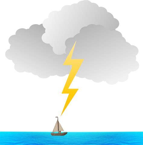 Barco En Una Tormenta Dibujo by Navegar En Medio De Una Tormenta El 233 Ctrica Protegernos De