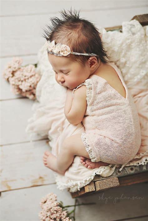 sleeping baby girl  pink  pinterest sleeping