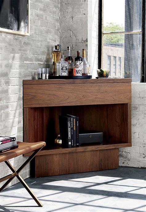 Corner Bar by Space Saving Corner Furniture Finds