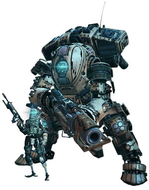 multiplayer titanfall 2 robot sci fi und