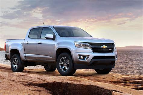 2015 Chevrolet Colorado Scorecard  Truck Trend