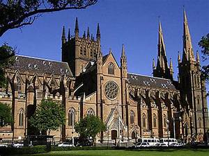 St Mary's Cathedral | Things to do in Sydney, Sydney