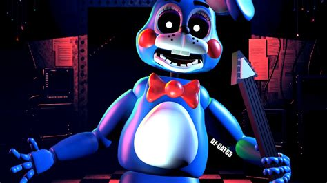 La Verdadera Historia De Toy Bonnie
