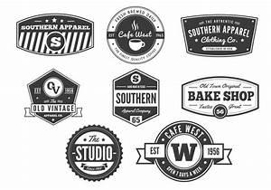 Vintage Badge Vectors Pack: Vol. 2 - Download Free Vector ...