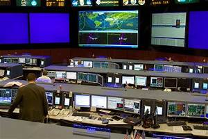 How NASA steers the International Space Station around ...