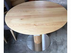 Tisch Rund 80 Cm Ausziehbar : esstisch rund ausziehbar sala massiv ~ Frokenaadalensverden.com Haus und Dekorationen