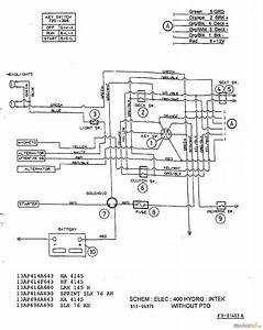 Huskee Riding Mower Belt Diagram  U2014 Untpikapps