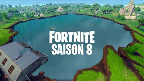 dusty divot inonde pour la saison  de fortnite