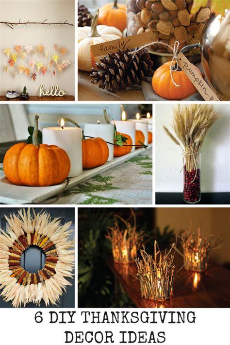 diy thanksgiving decor ideas mom spark mom blogger