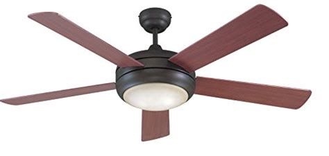 Litex Ceiling Fans Remote by Litex E Tit52abz5lkrc Titan Collection 52 Inch Ceiling Fan