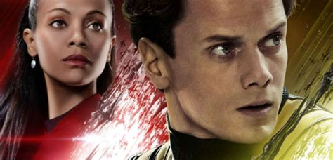 Zoe Saldana Pays Tribute To Her Star Trek Co-Star Anton ...