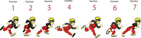 Pada olahraga lari estafet terdapat sebuah area khusus untuk melakukan pergantian tongkat estafet antar pemain. Contoh Animasi Karakter ~ Dhee