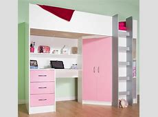 Childrens High Sleeper Cabin Beds
