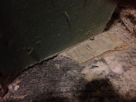 apply cleaner   glue  tiling