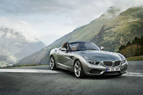 BMW Car : Bmw Z4 Zagato Roadster Concept Unveiled
