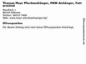 Pkw Anhänger Bremen : ffnungszeiten thomas mayr pferdeanh nger pkw anh nger ~ Watch28wear.com Haus und Dekorationen