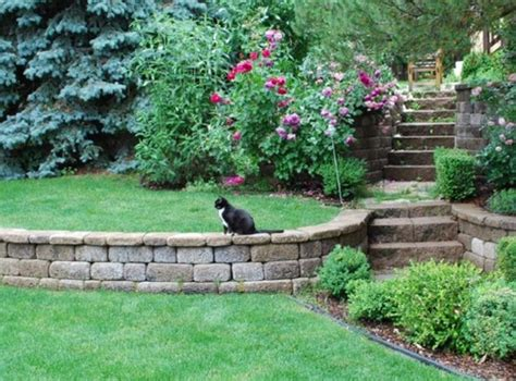 low retaining wall low retaining wall ideas outside out pinterest