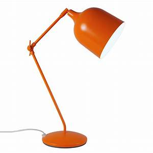 Lampe De Bureau Architecte : lampe de bureau architecte orange ~ Dailycaller-alerts.com Idées de Décoration